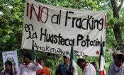 Recuerdan que AMLO no ha derogado ley que avala el fracking