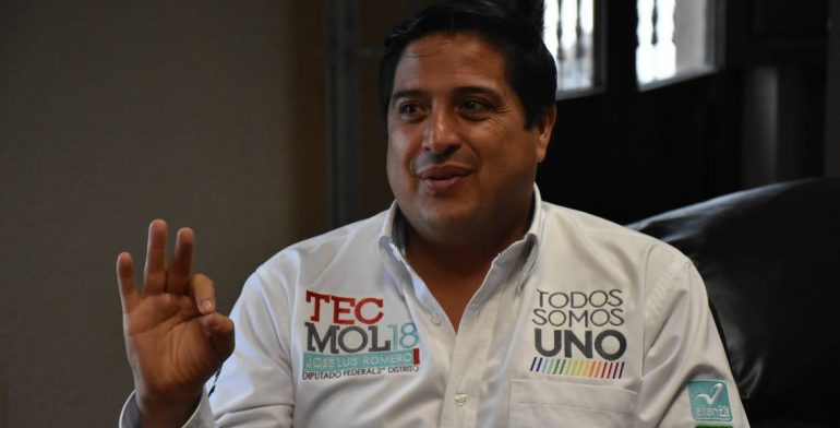 José Luis Romero Calzada Se Hace Ojo De Hormiga Noticias De San