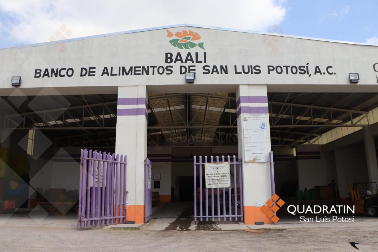 El Banco de Alimentos de SLP en crisis - Noticias de San Luis Potosí