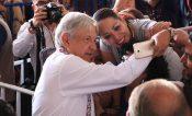 López Obrador pisó SLP como si estuviera en campaña
