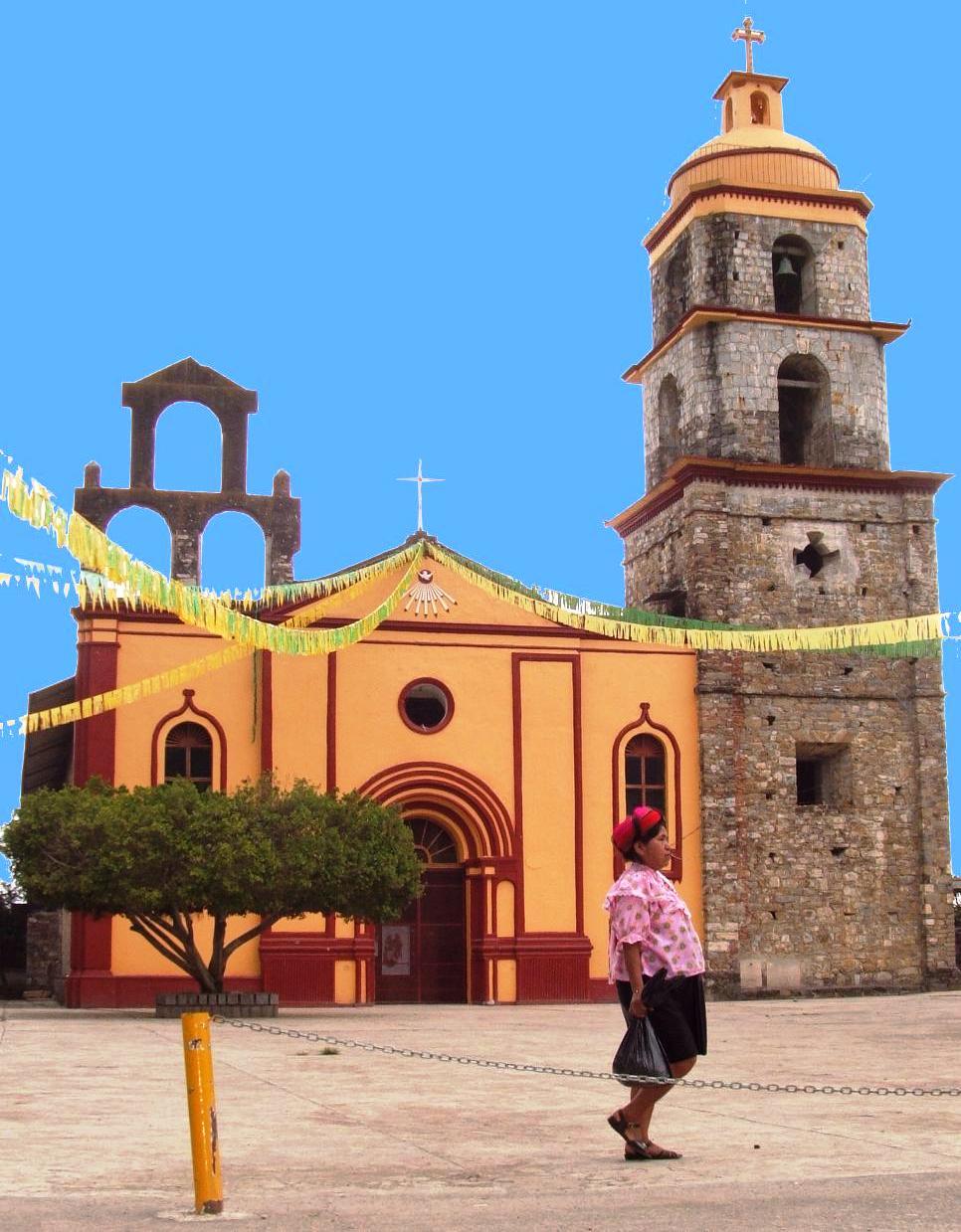 La huella de San Miguel Arcángel en Aquismón - Noticias de San Luis Potosí