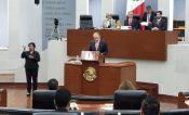 El gobernador de SLP entregó su IV Informe al Congreso