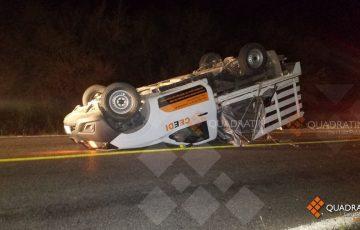 Muere joven empleado capitalino, en carretera libre Rioverde-SLP - Quadratín - Quadratín San Luis