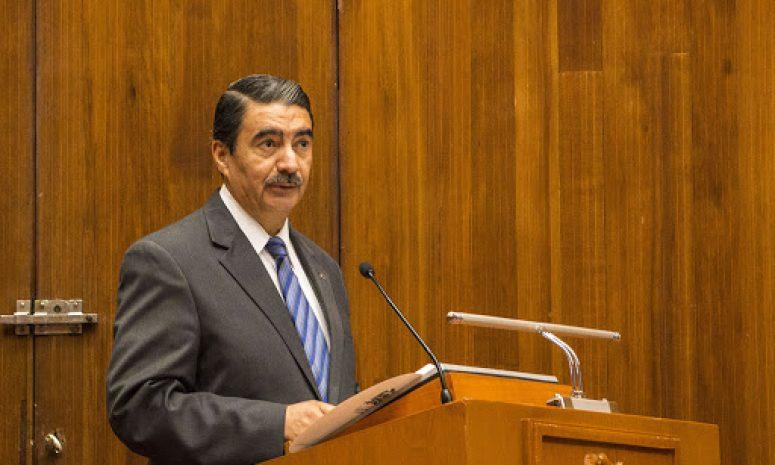 Alejandro Javier Zermeño, nuevo rector de la UASLP