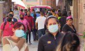 San Luis Potosí amaneció con 161 nuevos casos de Covid 19